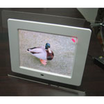 "8"" Digital Picture Frame - Vision"