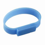 Custom USB Flash Drive - Silicone - CHRIS BRACELET