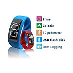 Fitness Tracker Smart Watch USB Flash Drive