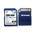 Digital SD Memory Cards