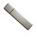 Custom USB Flash Drive - Metal - N0018