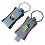 Custom USB Flash Drive - Metal - Slider - PUGGLE